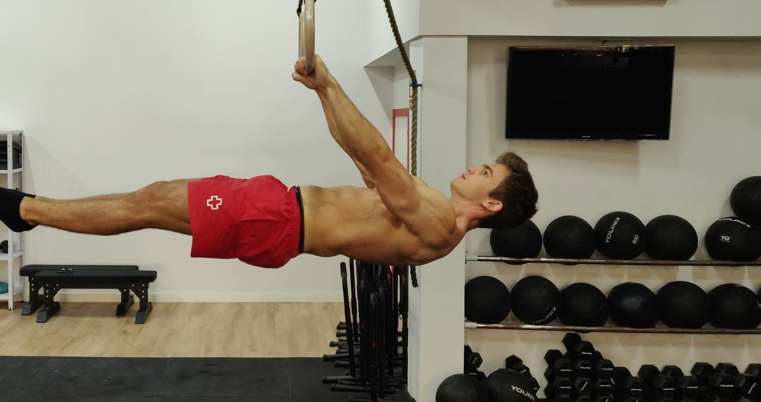 Biomecánica del Front Lever