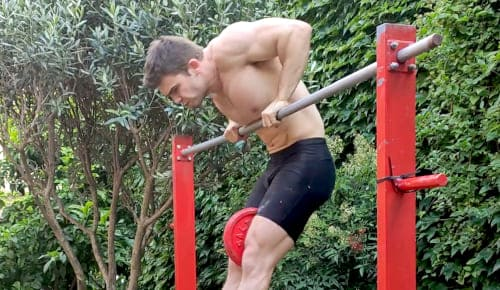 Progressive Muscle Up