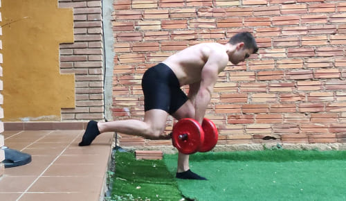 Single Leg Romanian Deadlift