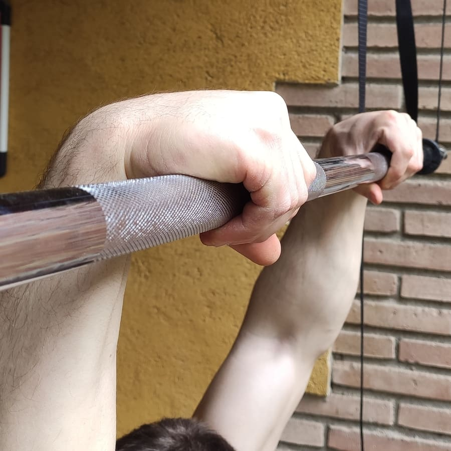 False Bar Grip