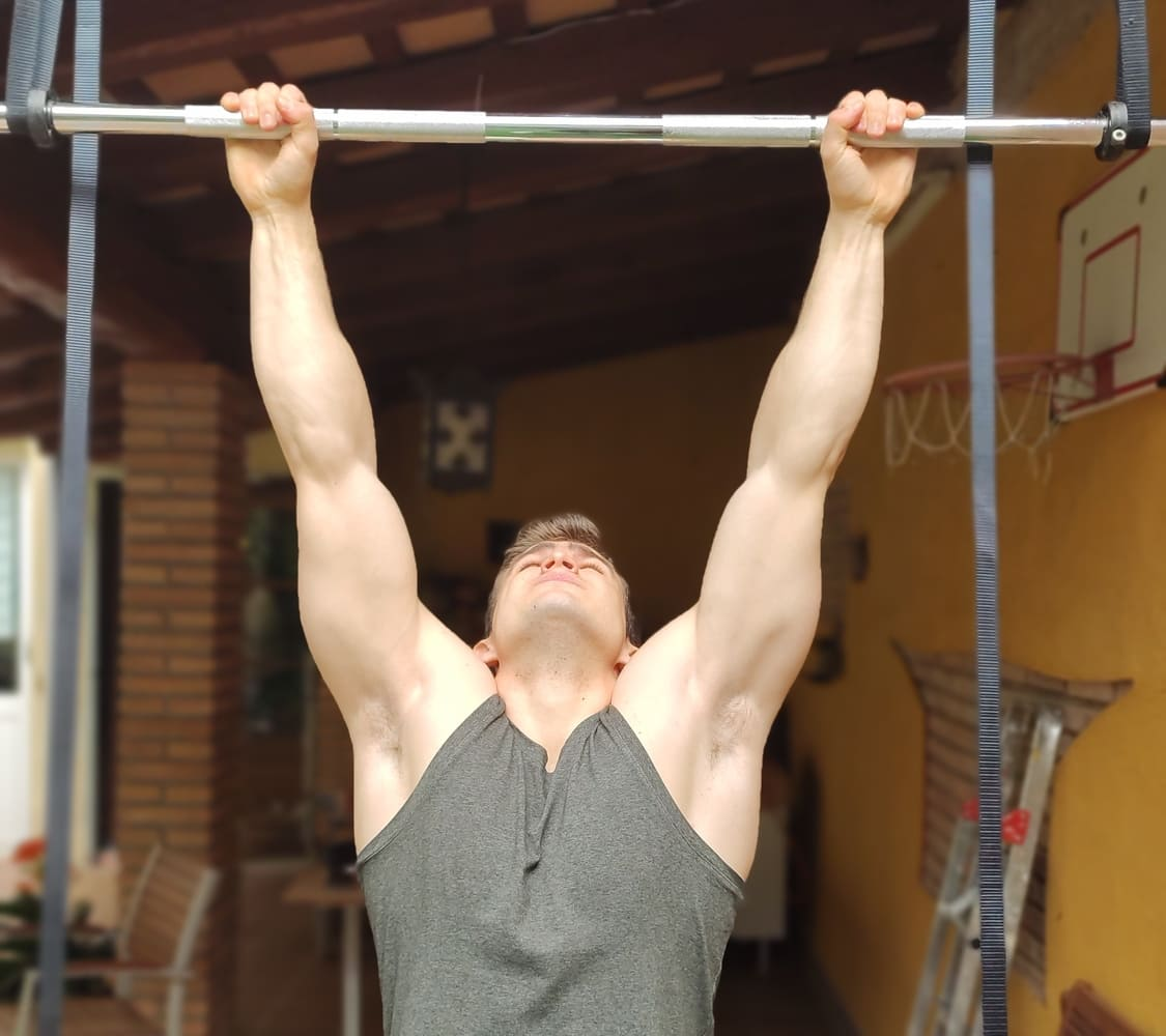 Full relaxed pull up start