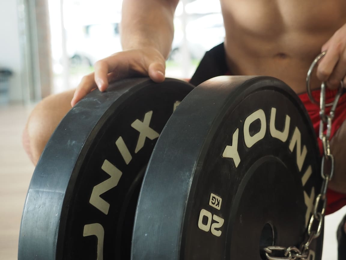 post-activation potentiation with heavy weights
