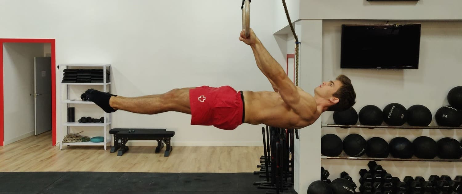 Example of Front Lever